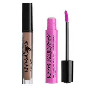 Nyx Liquid Lipstick Bundle